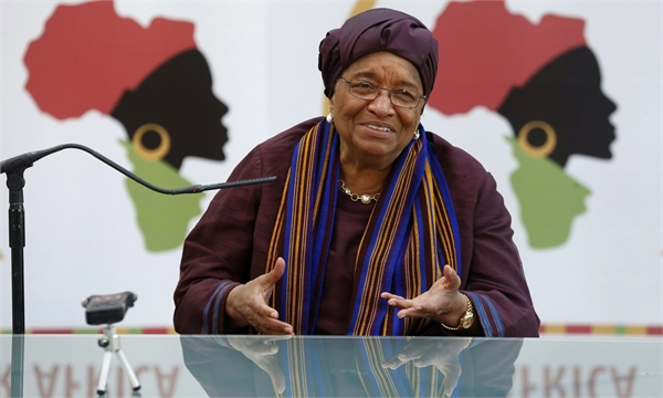 The Outgoing Liberian President Finally Signs Order to Ban FGM